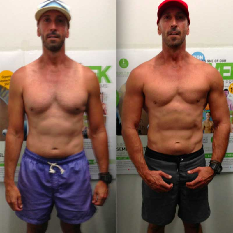 Tom Hewett client Sedgeo before and after transformation